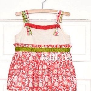 New Matilda Jane SPICE IS NICE Knot Top size 2